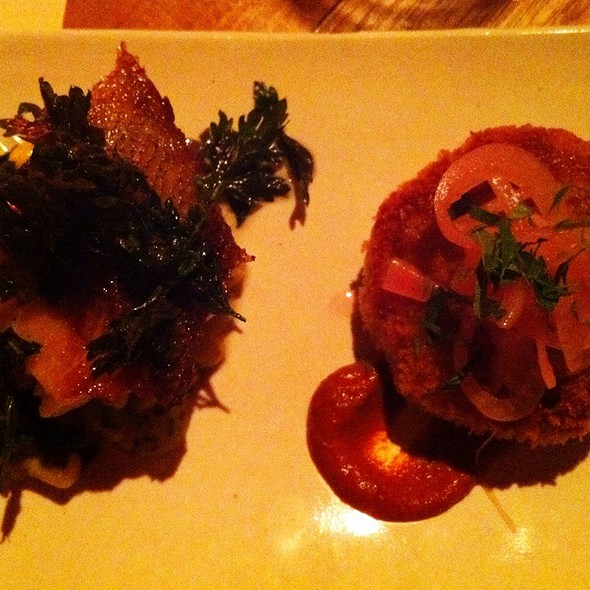 Dueling Cod @ Art of the Table