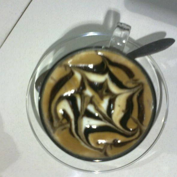 Cappuccino @ Coffee Break