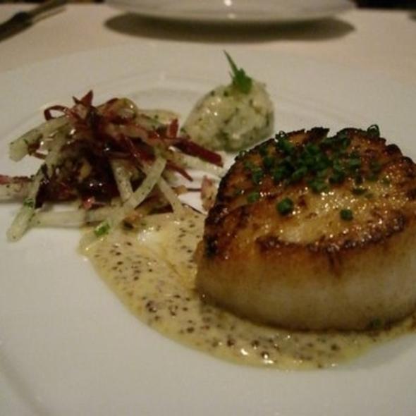 Scallops @ Sante Restaurant at the Fairmont Sonoma Mission Inn