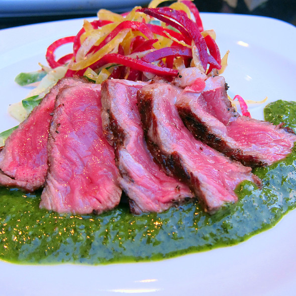 Sliced Steak - III Forks - Chicago, Chicago, IL