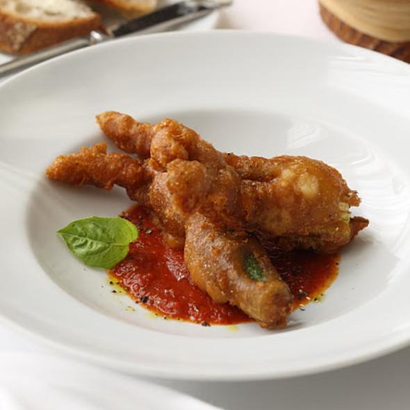 Appetizers @ Campanile Restaurant