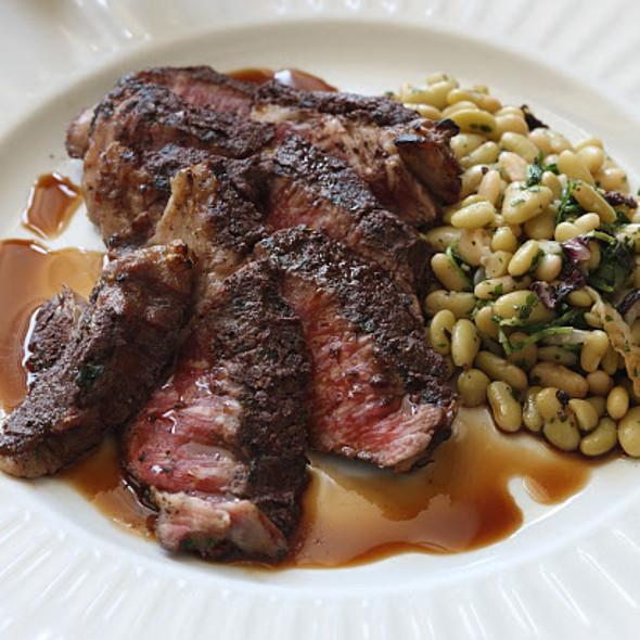 Prime Rib @ Campanile Restaurant