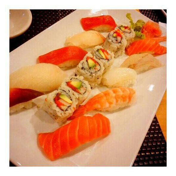 Assorted Sushi @ Woo Mi Garden