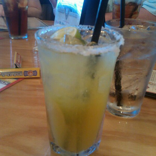 Margarita @ BJ's Restaurant & Brewhouse