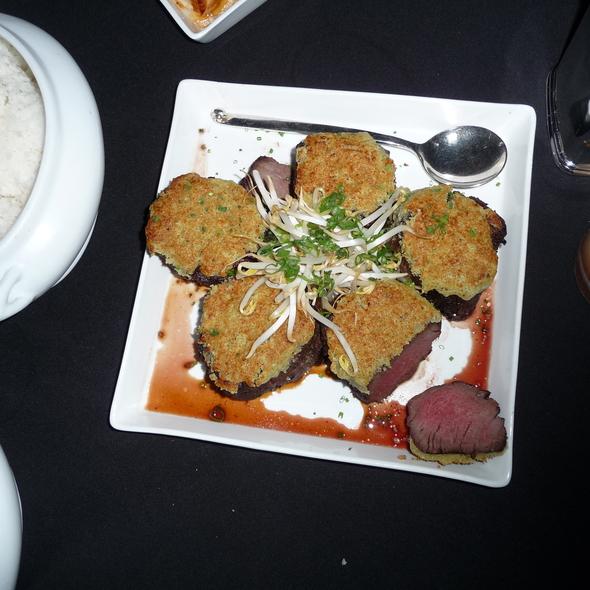 Filet Mignon @ TAO Restaurant