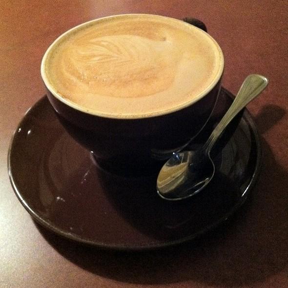 Cafe Mocha @ Hyperion Espresso