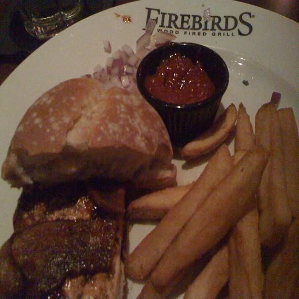 Smokehouse Chicken Sandwich