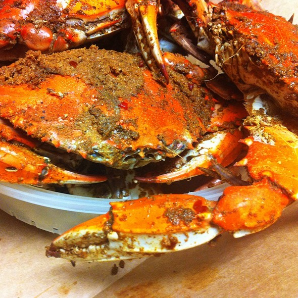 xl steamed crabs