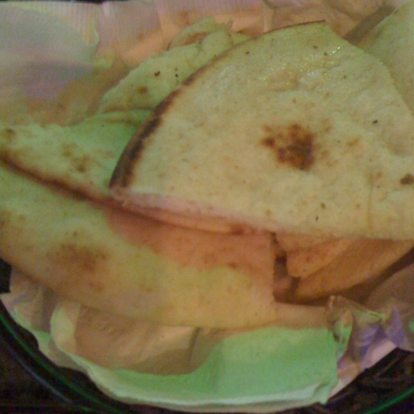 Pita Bread - Taverna Kyma, Boca Raton, FL