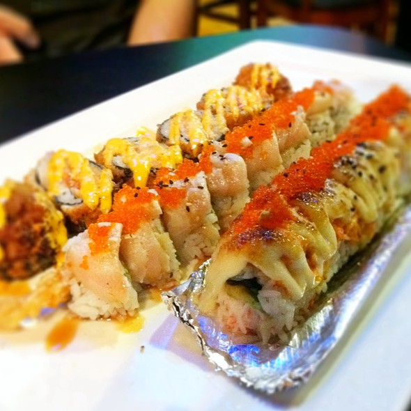 Little madfish menu fremont ca foodspotting for Mad fish menu