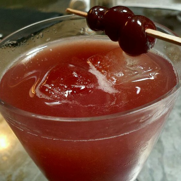 Cherry Bounce @ Comstock Saloon