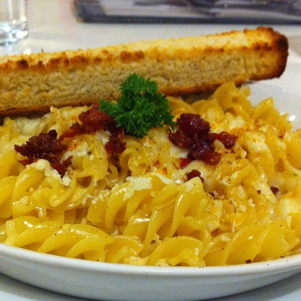 Penne & Cheese