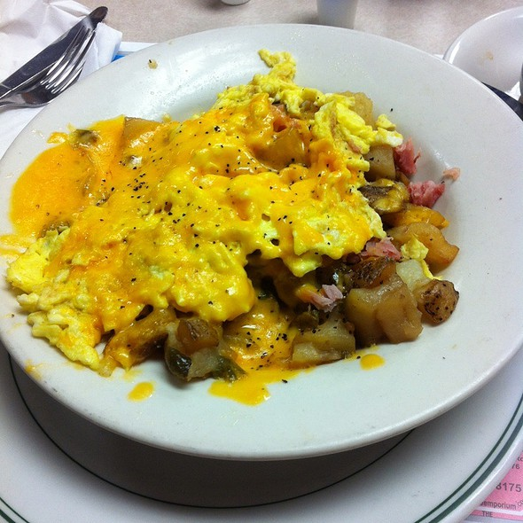 Breakfast Bowl @ Jimmy's Restaurant