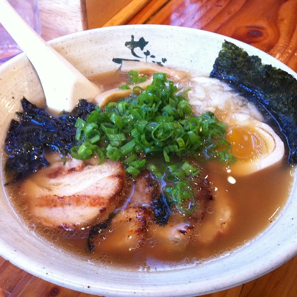 Shio Ramen @ Ramen Setagaya