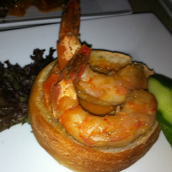 Firecraker Wild American Shrimp - Vista prime steaks & seafood, Snoqualmie, WA