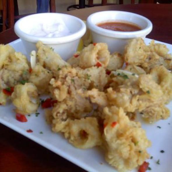 Fried Calamari - Arlington Rooftop Bar & Grill, Arlington, VA