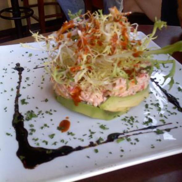 Lobster and Avocado Salad - Arlington Rooftop Bar & Grill, Arlington, VA
