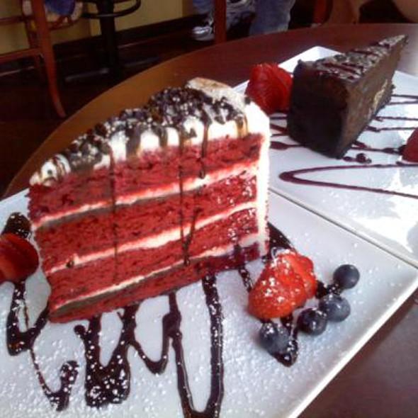 Red Velvet Cake - Arlington Rooftop Bar & Grill, Arlington, VA