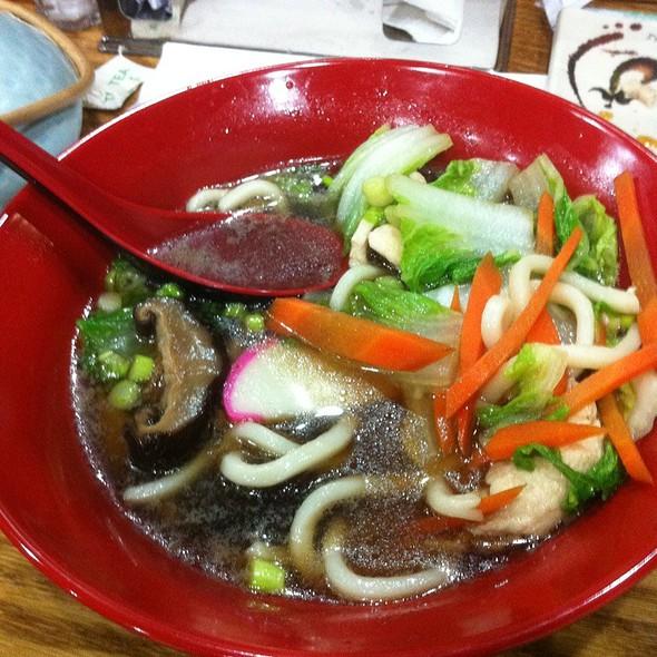 Japanese Udon Noodle Ramen