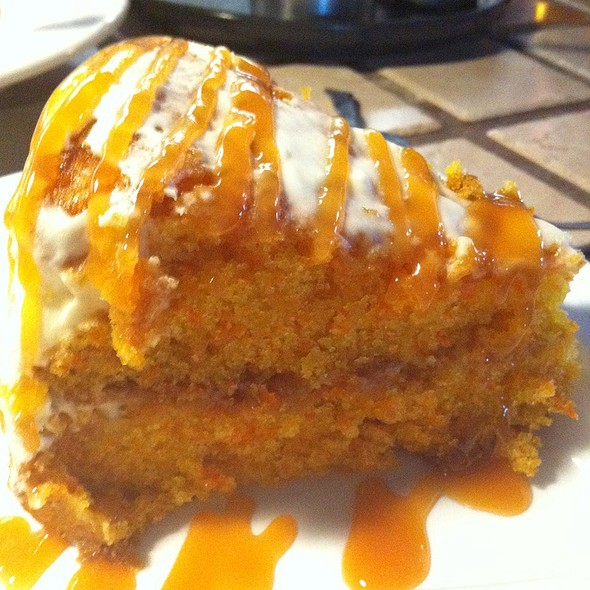 Carrot Cake @ Pacific Moon