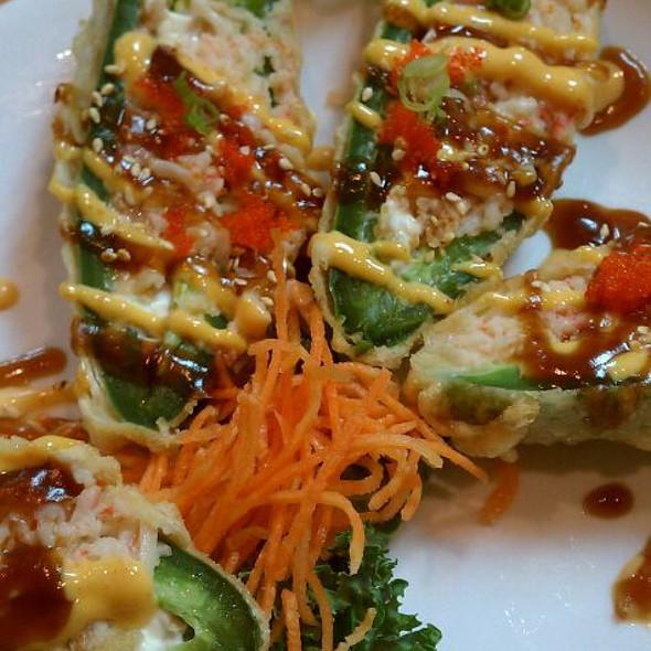 Crispy Jalapeno Poppers @ Sake Cafe - Japanese Restaurant