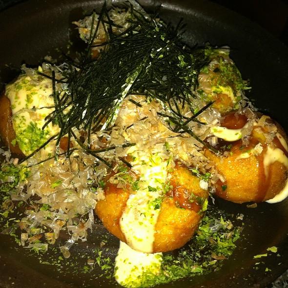 Takoyaki @ Izakaya Sozai