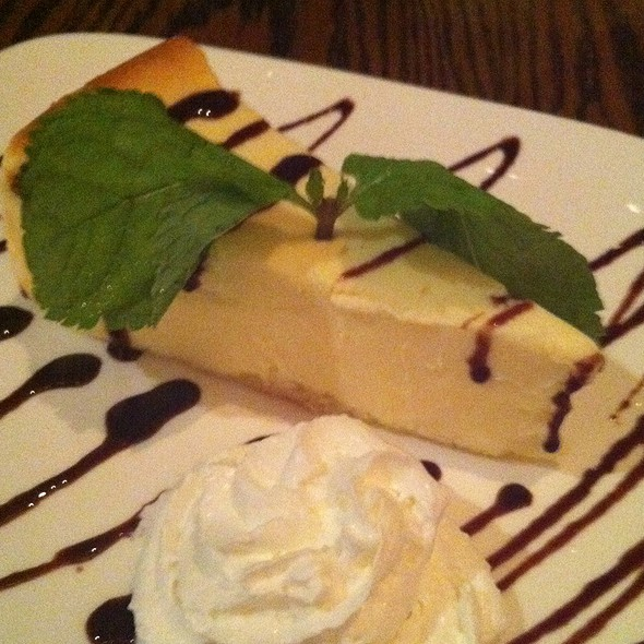New York Cheesecake - Natsumi Restaurant, New York, NY