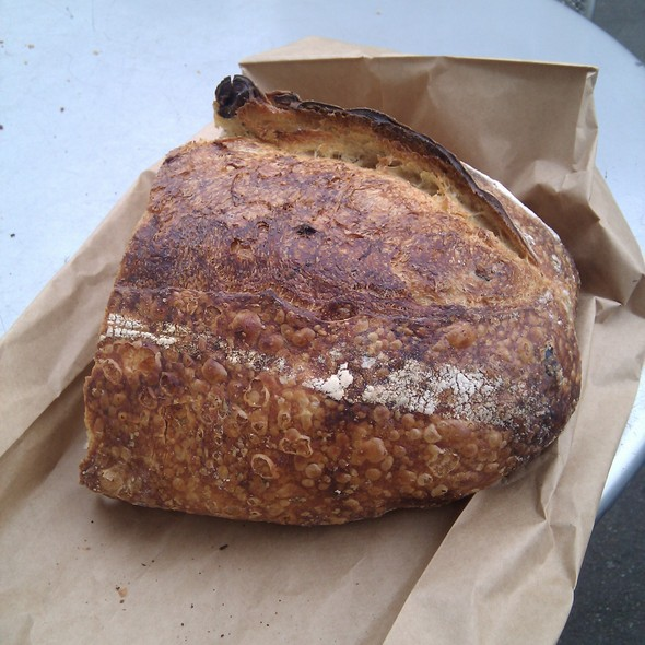 Loaf of Bread @ Tartine Bakery