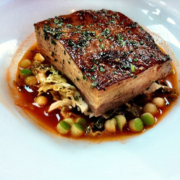 Braised Pork Belly @ Atwood