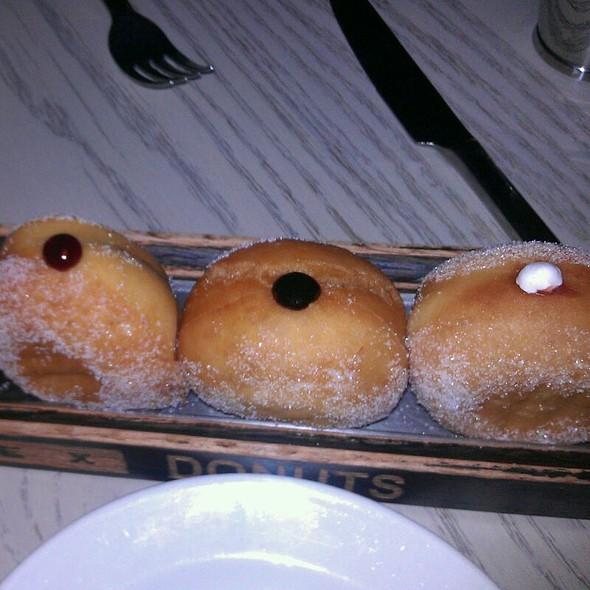 Doughnuts @ Flex Mussels