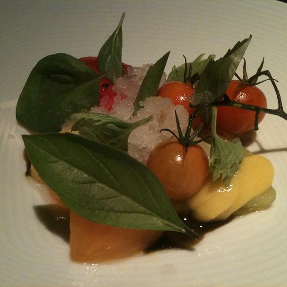 Veggies @ Manresa Restaurant