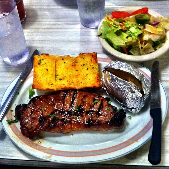 New York Steak @ Palace Steak House