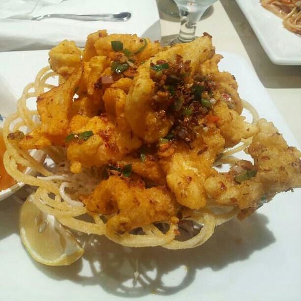 Dry Vancouver Calamari @ E Tao Asian Eatery