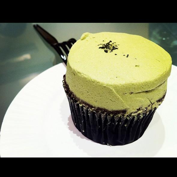 Geisha Greentea Cupcake
