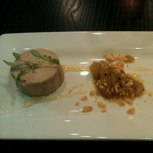 Foie gras Torchon - The Root Restaurant & Bar, White Lake, MI