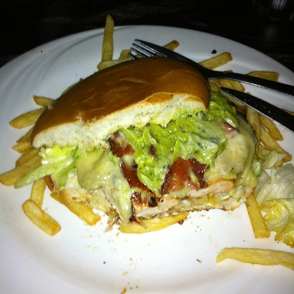 Chicago Club Sandwich @ Prikid