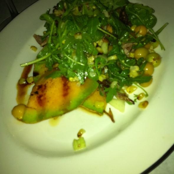 Grilled Cantelope Salad @ Diner