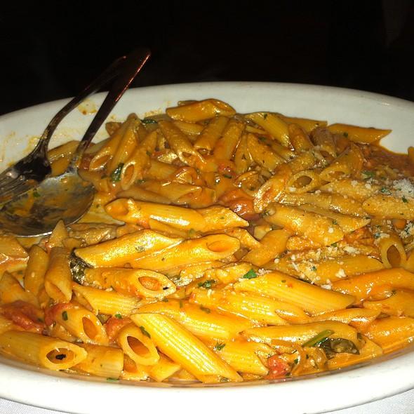 Penne A La Vodka @ Carmine's Restaurant