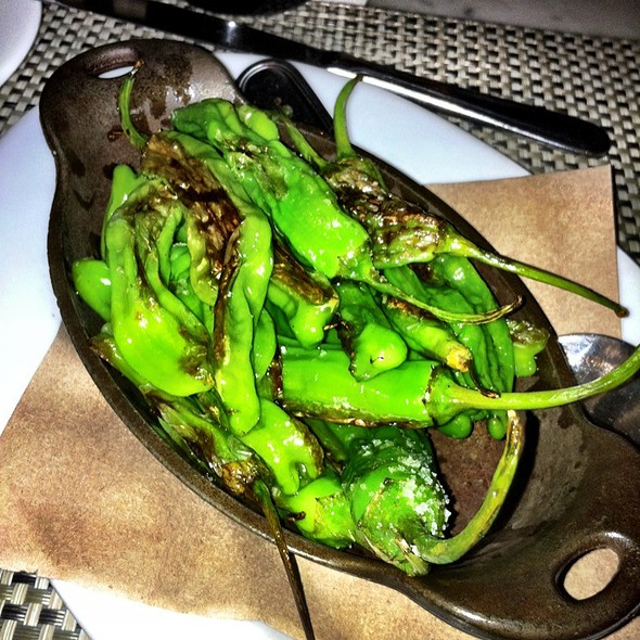 Shishito Peppers - Resto, New York, NY