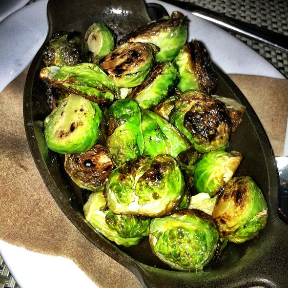 Fried Brussels Sprouts - Resto, New York, NY