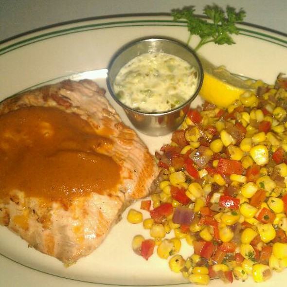 Salmon - Mac's Bar & Grill, Arlington, TX