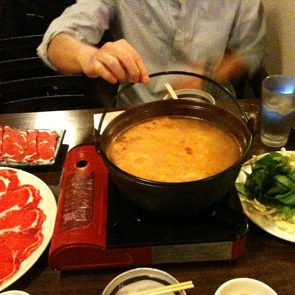 Shabu @ Kufuya Japanese Restaurant