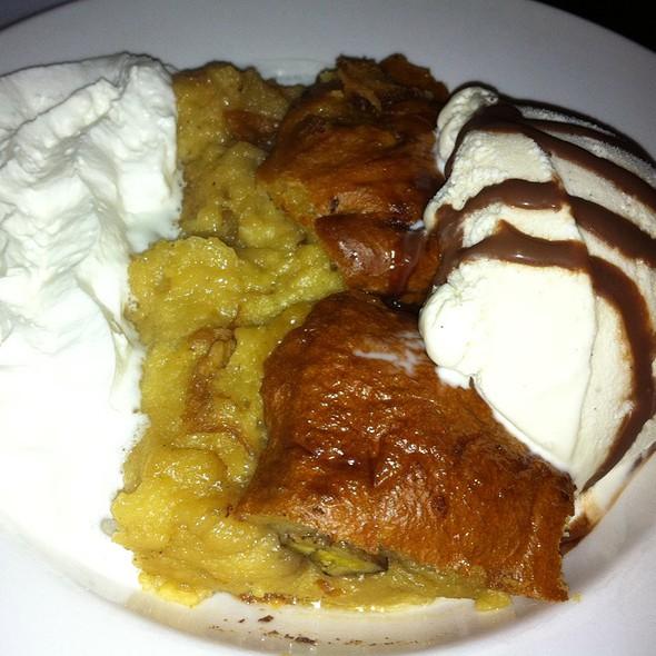 Bread Pudding A La Mode - Kauai Pasta Kauai, Kapaa, HI