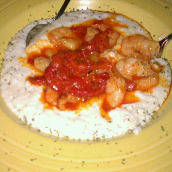 Shrimp and Grits @ Tupelo Honey Cafe