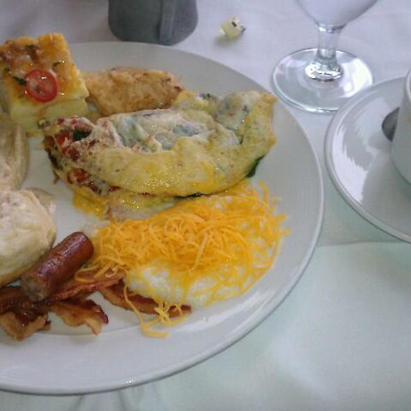 Breakfast Buffet @ Blue Ridge Dining Room