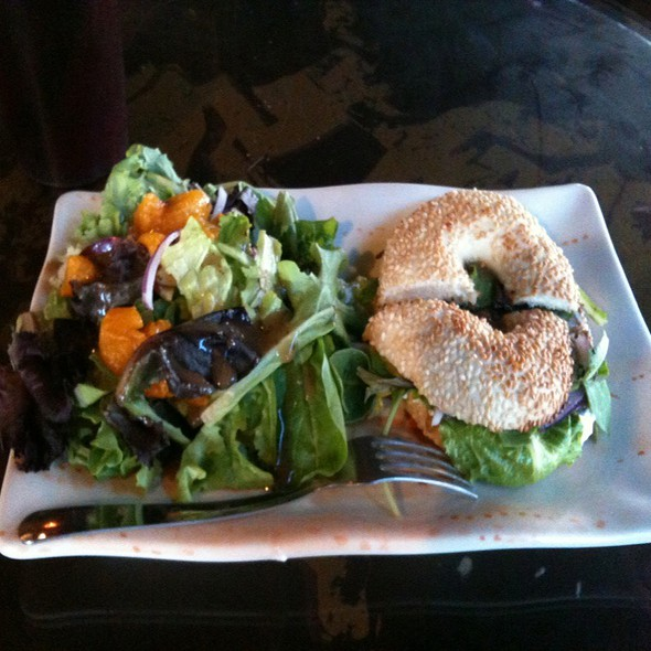 Chelsea's Vegetarian @ Kinley's House Coffee & Tea