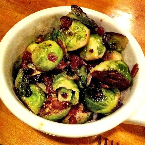 Brussels Sprouts - Rye House, New York, NY