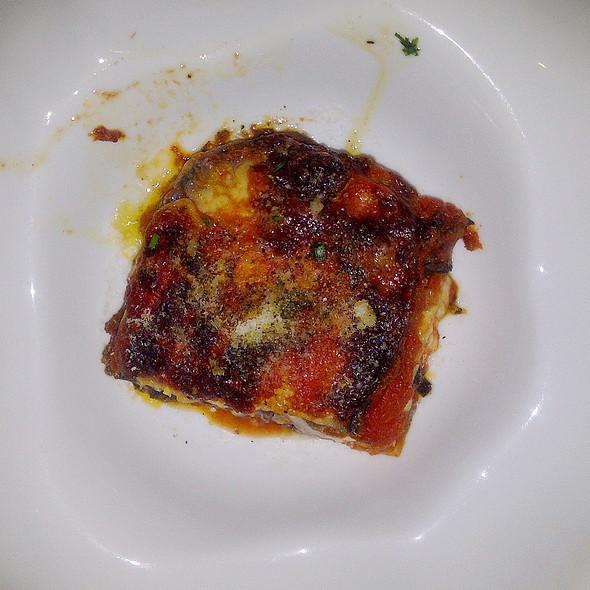 Eggplant @ Restaurante la Rosa Di Bari