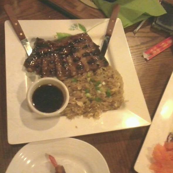 BBQ ribs @ Naradeva Thai Restaurant