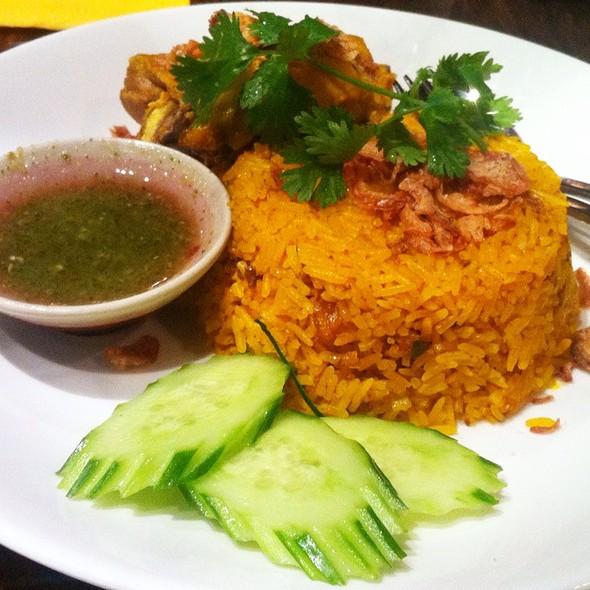 Khao Mok Gai @ Chatime at Westfield